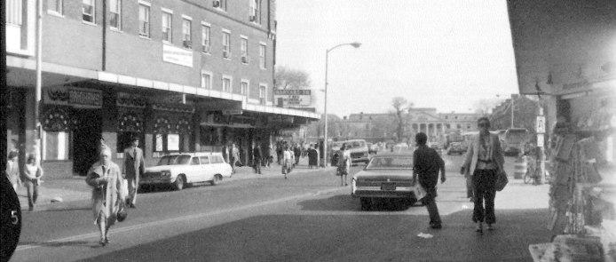 Harvard Square 1974