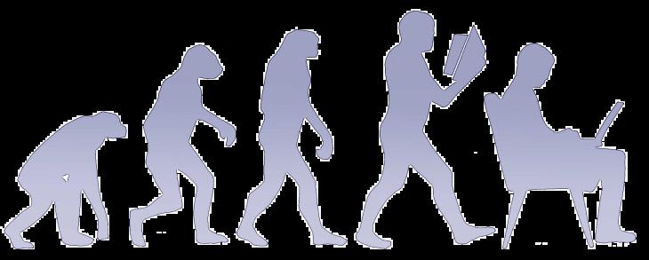 Evolution by Des Wissens